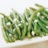 Haricot vert extra fin cuit